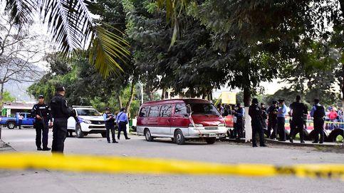 Detienen a seis pandilleros de los Mara Salvatrucha implicados en el asalto de Honduras