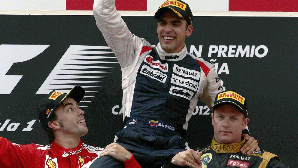 Hasta la vista Pastor Maldonado, un piloto querido y envidiado