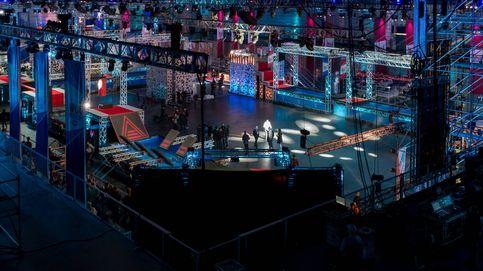 Antena 3 arranca las grabaciones de 'Ninja Warrior'
