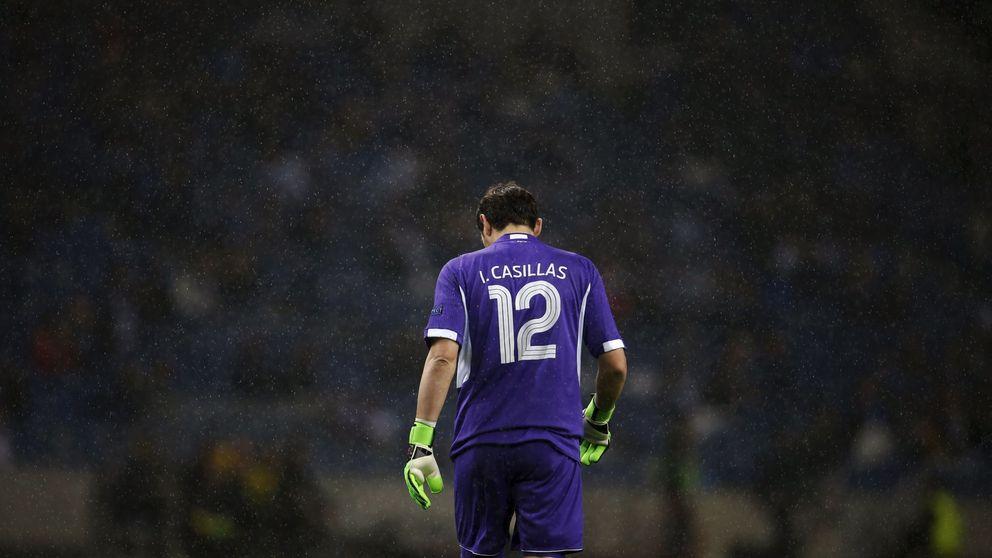 Aquí creían que los fallos de Casillas eran por la presión y ha decepcionado