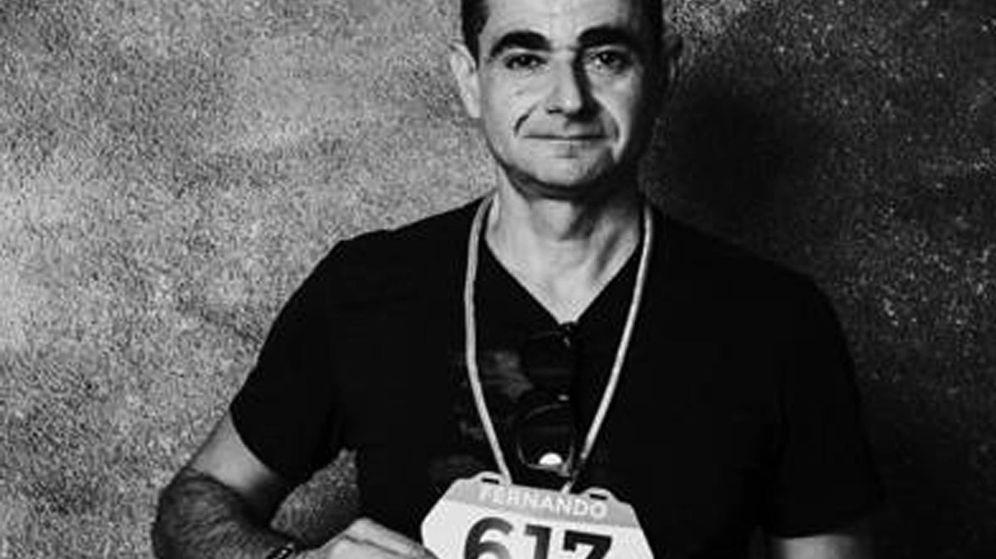 Foto: Fallece Fernando Civera en la segunda etapa de la Titan Desert. (EFE)