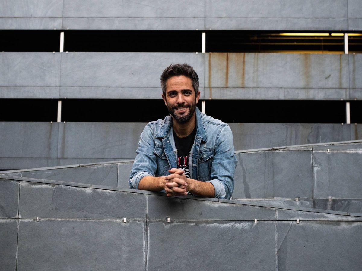 Foto: Roberto Leal posa para El Confidencial. (Carmen Castellón)