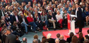 Post de Euforia socialista ante la perspectiva de desalojar a Feijóo de la Xunta de Galicia
