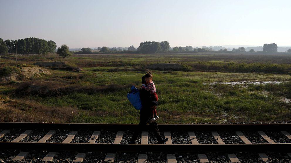 Estas son las grietas en el muro de Europa contra la inmigración