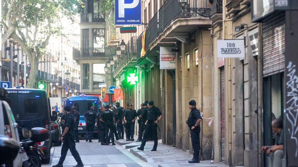 Muere un hombre apuñalado en una pelea en Barcelona y detienen al presunto autor