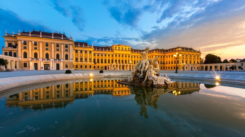 Palacio de Schönbrunn (Fuente: iStock)