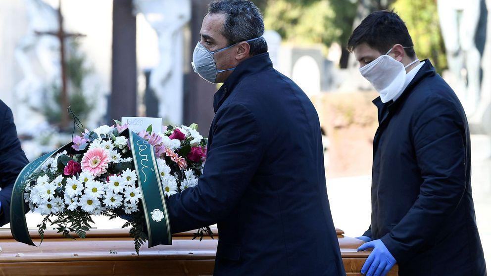 Las funerarias se blindan por el coronavirus: Tenemos que evitar más focos de contagio