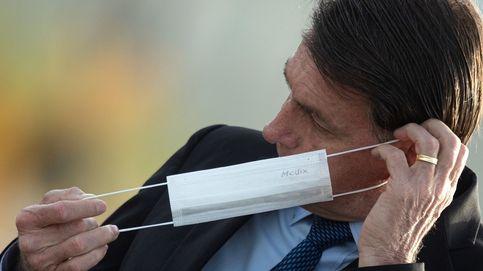 Bolsonaro vuelve a dar positivo por covid-19 y dice seguir tomando hidroxicloroquina