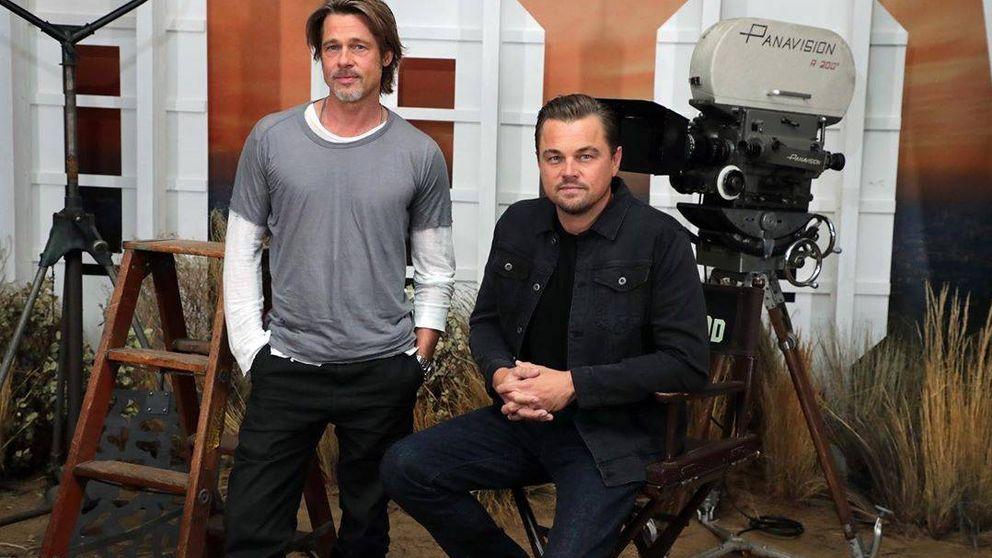Esta es la marca española que ha peinado a Brad Pitt y Leonardo DiCaprio en su última película