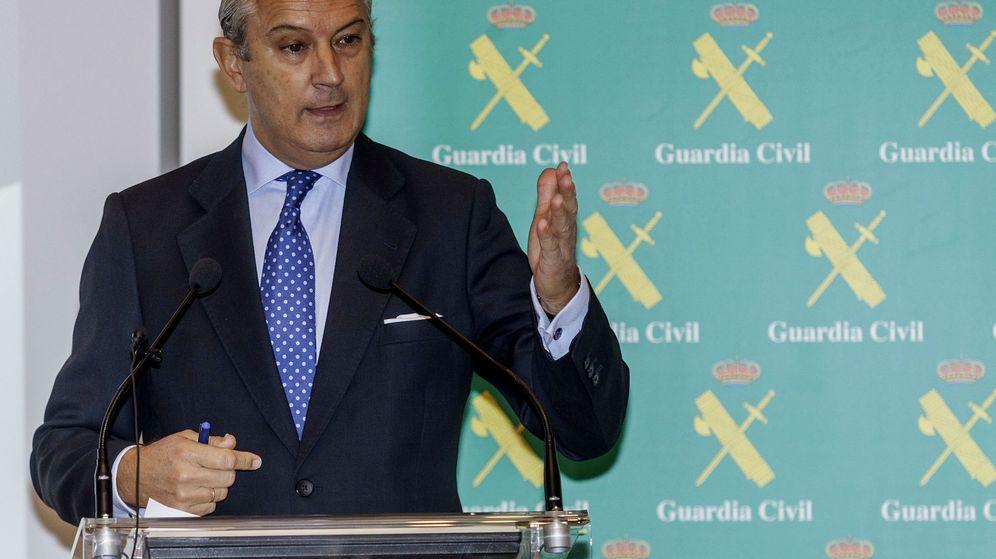 Foto: El ex director general de la Guardia Civil Arsenio Fernández de Mesa. (EFE)