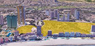 Post de Una promotora de Torrevieja compra suelo para 1.200 pisos en Benidorm