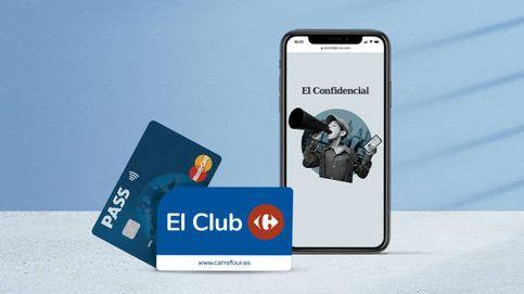 Ahorra el 15% de tu suscripción a El Confidencial con el Club Carrefour
