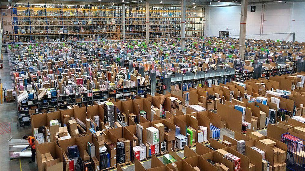 Foto: El gigante del comercio electrónico subirá los precios de su servicio de logística a partir de finales de abril. (Wikipedia)