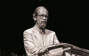 Muere Elmore Leonard, escritor de novela negra