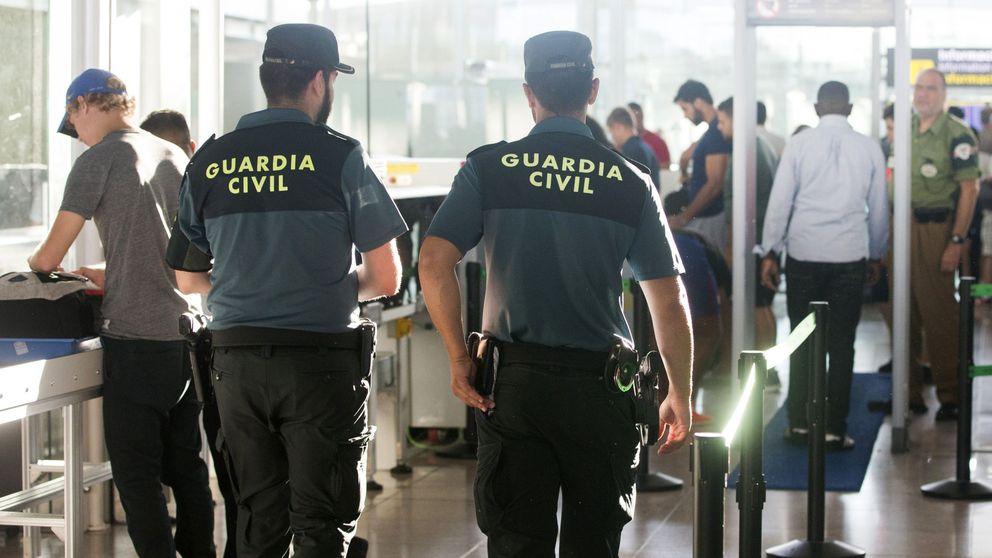 Órdago al Gobierno: el aeropuerto de El Prat queda en manos de la Guardia Civil