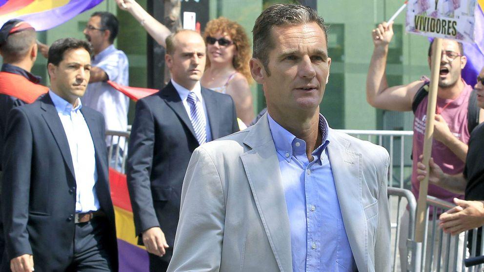 Urdangarin ideó un 'pelotazo' de 13 millones con el plácet de Zarzuela