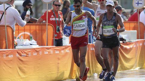 García Bragado acaba en decimonovena posición en los 50 km marcha