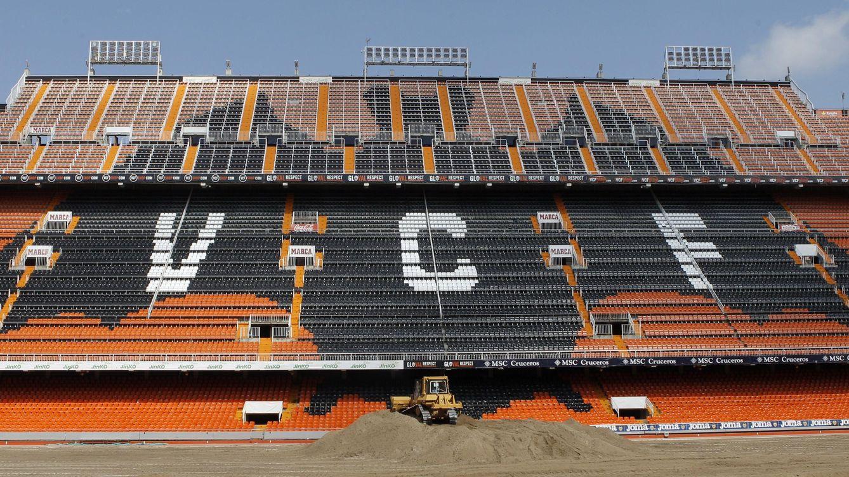 Lim pierde el tren inmobiliario en Valencia: por qué no logra vender el solar de Mestalla