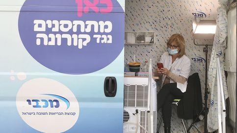 Israel rebasa los 2.000 casos diarios de coronavirus por primera vez en 2 meses