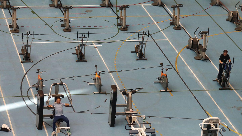Abren los gimnasios en la fase 3. (EFE)
