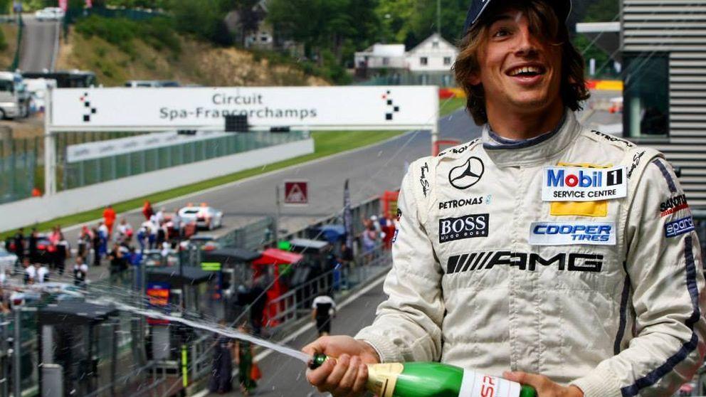 Roberto Merhi, el piloto que llegó a la F1 sin dinero ni padrinos