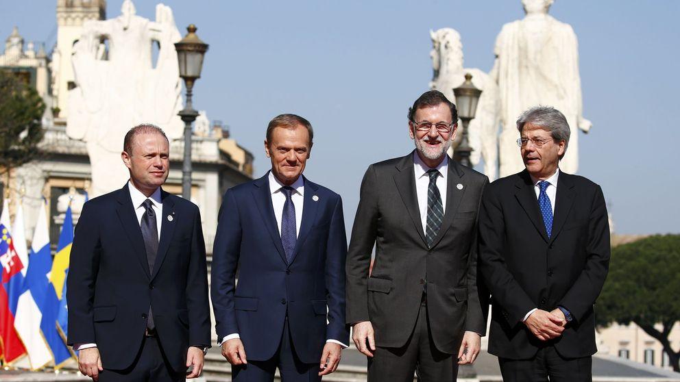 Rajoy considera que la declaración de Roma avala sus llamadas a respetar la ley