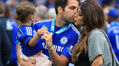 Cesc Fábregas anuncia que será padre por tercera vez