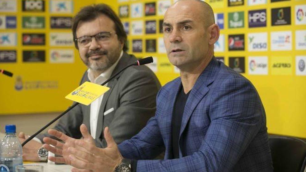 Paco Jémez llega con el látigo: Si hay que prescindir de algún jugador, lo haré