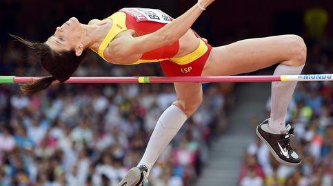 Ruth Beitia termina quinta y España firmará una medalla en este Mundial