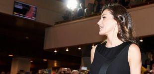 Post de La reina Letizia se calza unos vanguardistas Manolo Blahnik (y ya era hora)