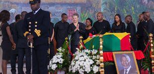 Post de Las lágrimas de la princesa Mette Marit en el funeral de Kofi Annan