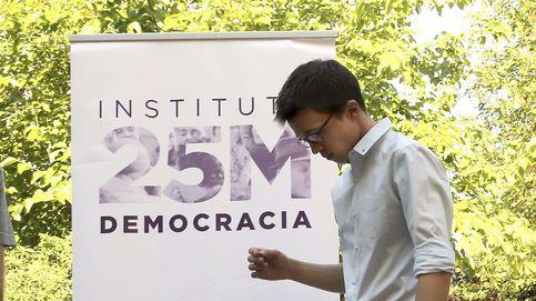 Iglesias desmantela la fábrica de ideas de Podemos copada por el sector errejonista