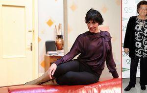 Cristina Almeida y María Barranco, la 'extraña pareja' que comparte piso en Madrid