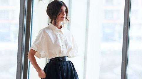 Paz Vega, look ultrafeminista y mucho glamour en San Sebastián (lo copiamos)