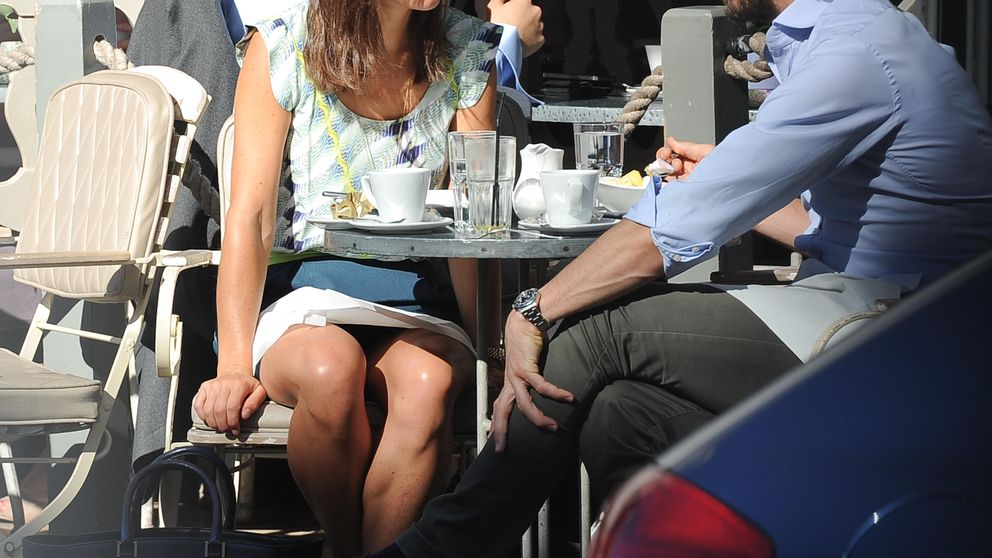 Pippa, 'cazada' con su ex Alex, tras ser pillada abrazando a su otro ex Nico
