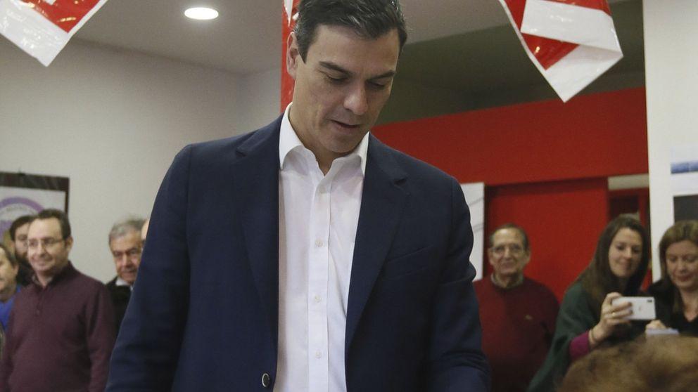 Sánchez anima a votar con orgullo: El proyecto es coherente con el PSOE