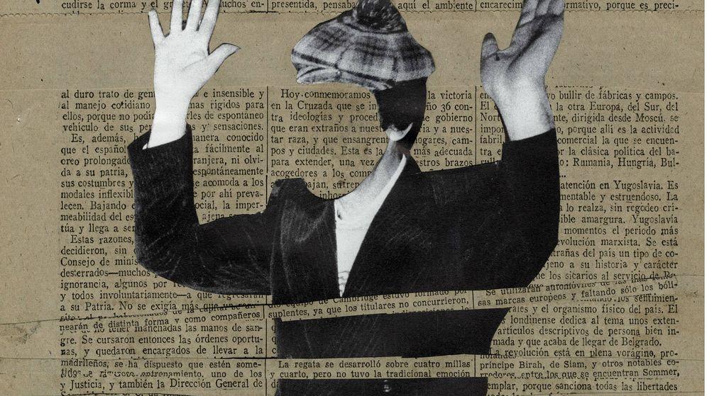 Foto: Detalle de la portada de 'Fantasía lumpen', de Javier Sáez de Ibarra