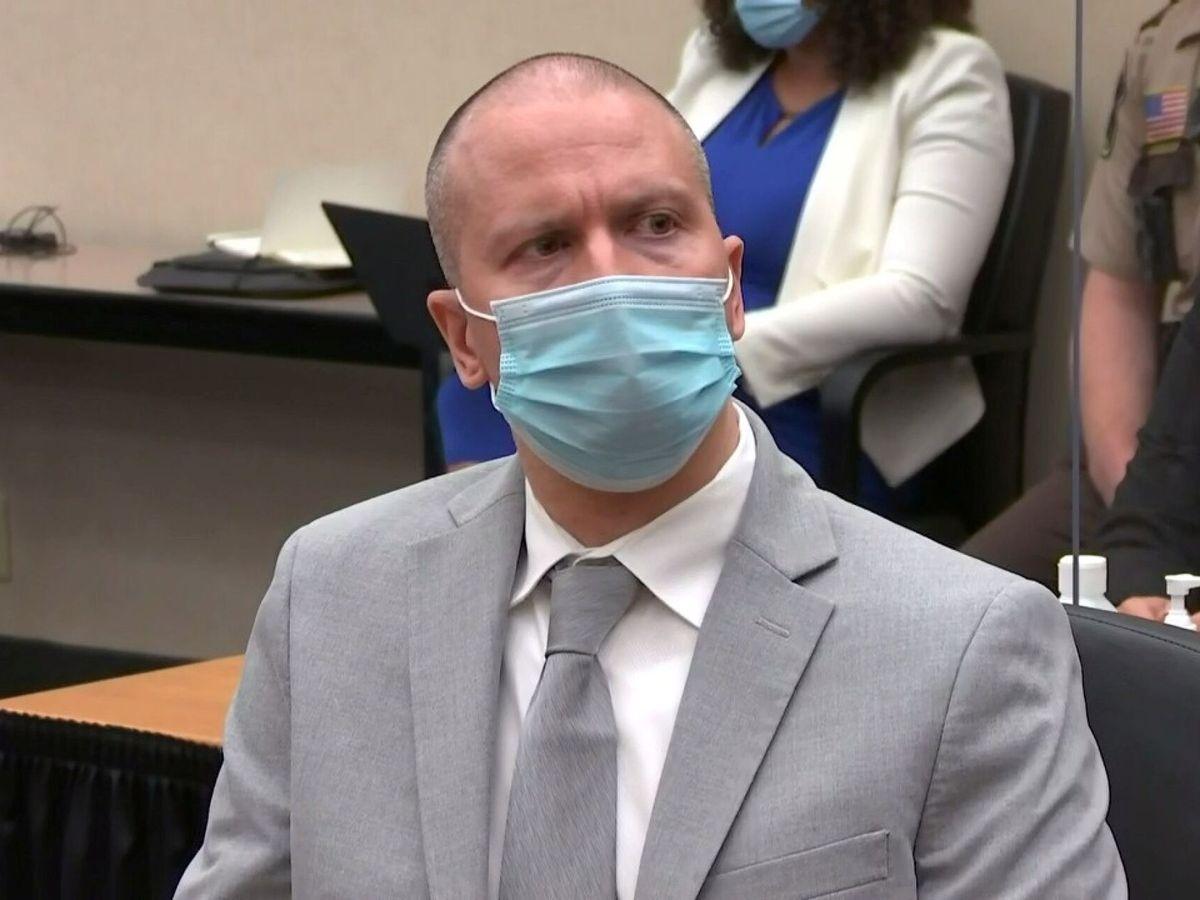 Foto:  El expolicía Derek Chauvin, culpable del asesinato de Floyd. (Reuters)