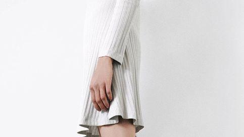 Así se combinan las botas blancas de Zara según el street style de Nueva York