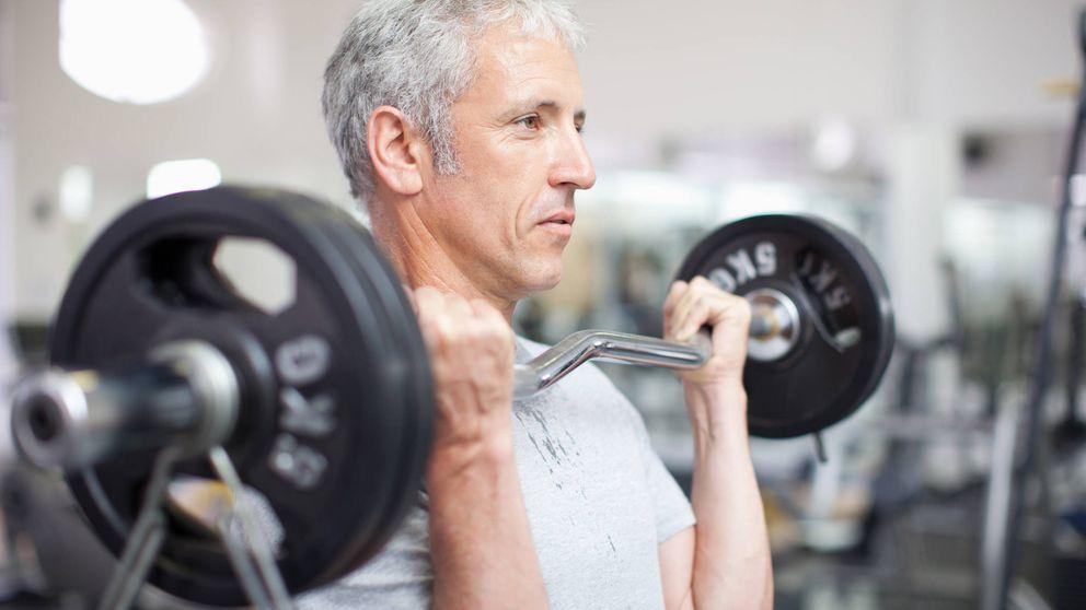Cinco ejercicios que debes hacer para perder peso si tienes más de 40