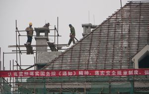 Wescott: China ya supera varias de las mayores burbujas inmobiliarias