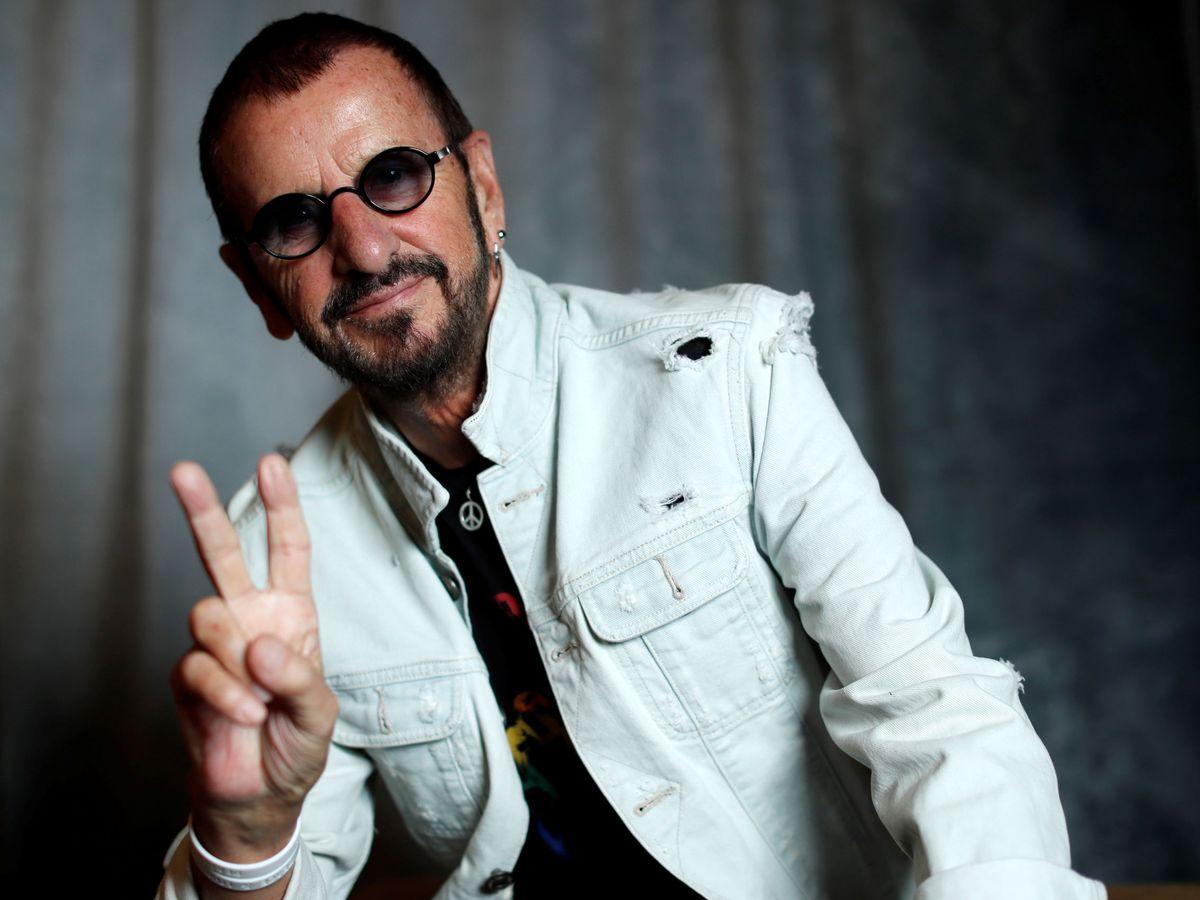 Foto: Ringo Starr. (Reuters)