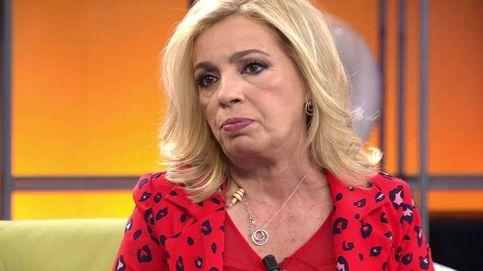 Carmen Borrego, tras el ataque de 'Sálvame': ¿Qué he hecho yo para que me traten así?