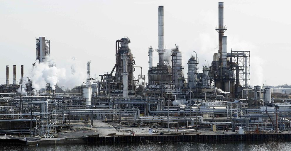 Foto: Planta petrolífera en Estados Unidos (Reuters)