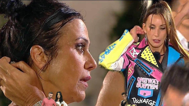 Sofía Suescun atiza a Fani por acusar a Maite Galdeano de insultar gravemente a Jorge Javier Vázquez: ¡Qué cerdada!
