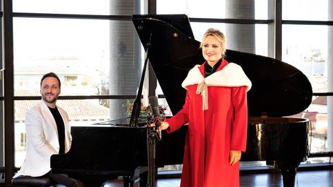 La soprano Ainhoa Arteta apoya con su voz la campaña navideña de Cáritas
