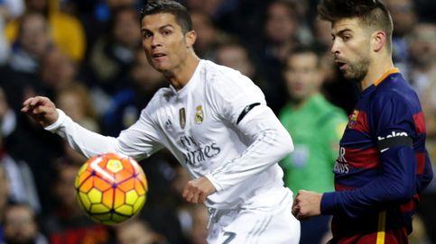 Piqué reconoce que le gusta azuzar la rivalidad entre Barcelona y Real Madrid