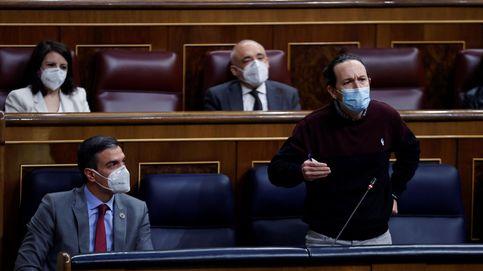 Iglesias llevará a los tribunales a García Egea por la compra de diputados en Murcia