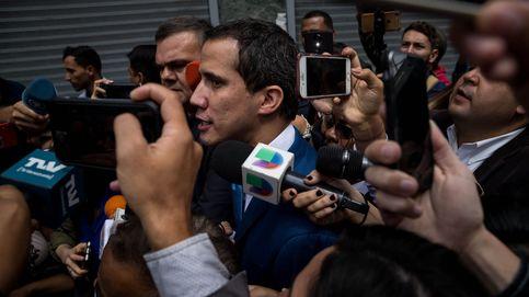 'Golpe' al Parlamento venezolano: el chavismo retiene a Guaidó y elige presidente