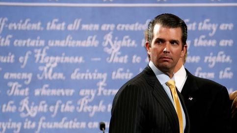 Dile a tu padre que no acepte si pierde: los mensajes secretos de Wikileaks y Trump Jr.